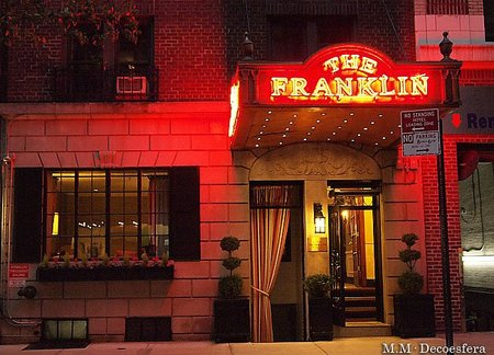 Hotel Franklin, intimidad y encanto en Nueva York