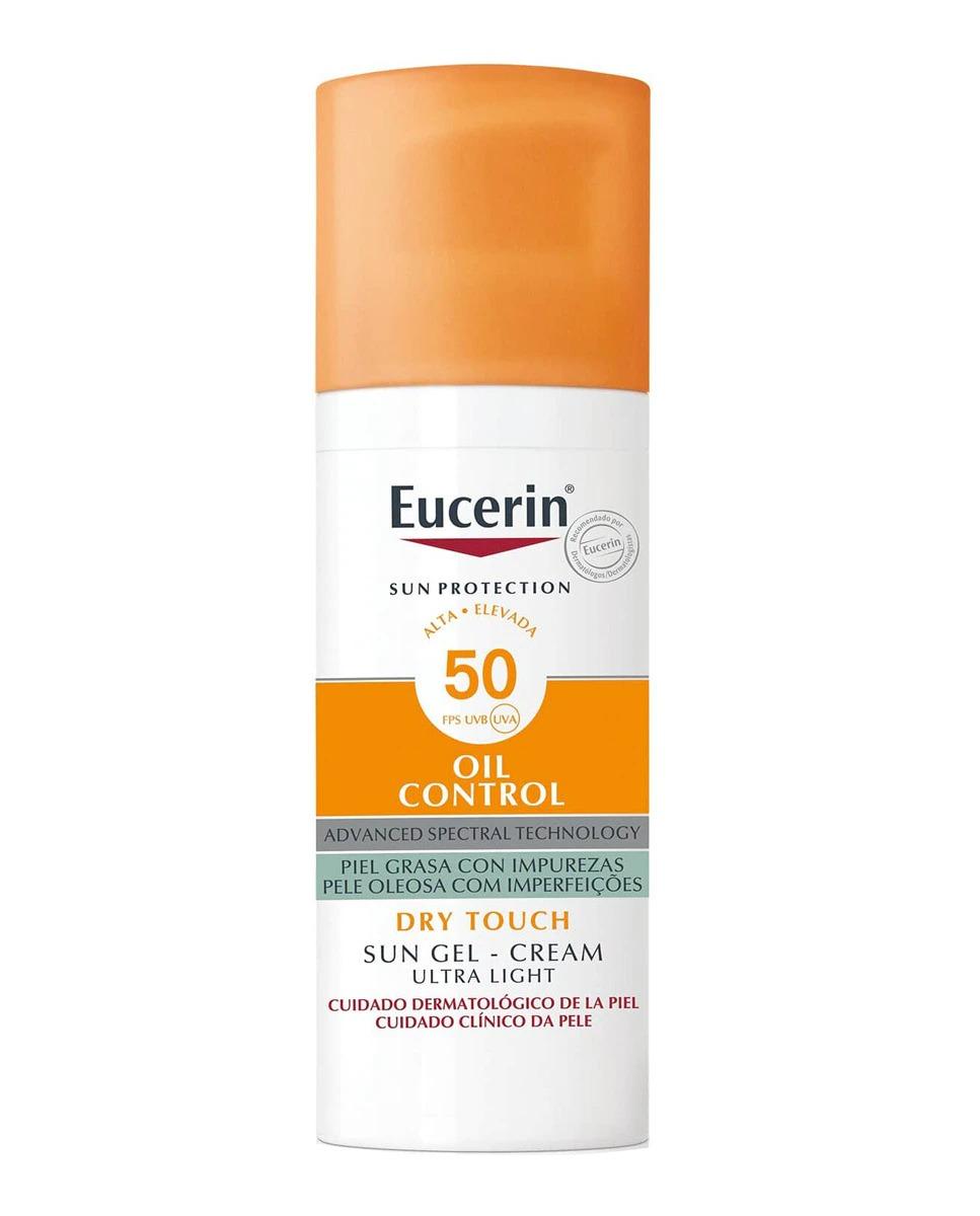 Gel-Crema Dry Touch SPF 50+ Eucerin