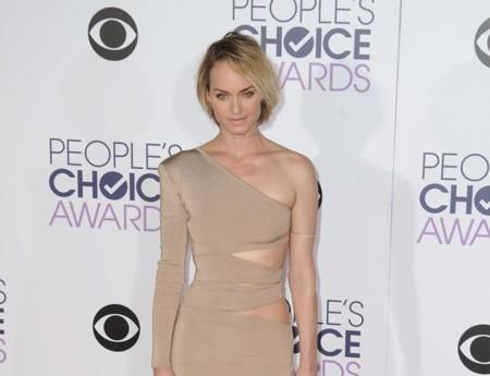 Las mejor vestidas de la alfombra roja de los People's Choice Awards