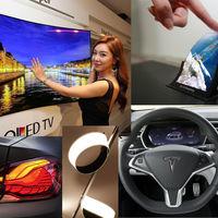 Así es como LG quiere llenar el mundo de pantallas OLED