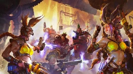 El RPG táctico Necromunda: Underhive Wars nos llevará en septiembre a las profundidades de su oscura metrópolis subterránea