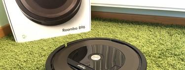 """Roomba 896, análisis: el """"secreto"""" está en los cepillos"""