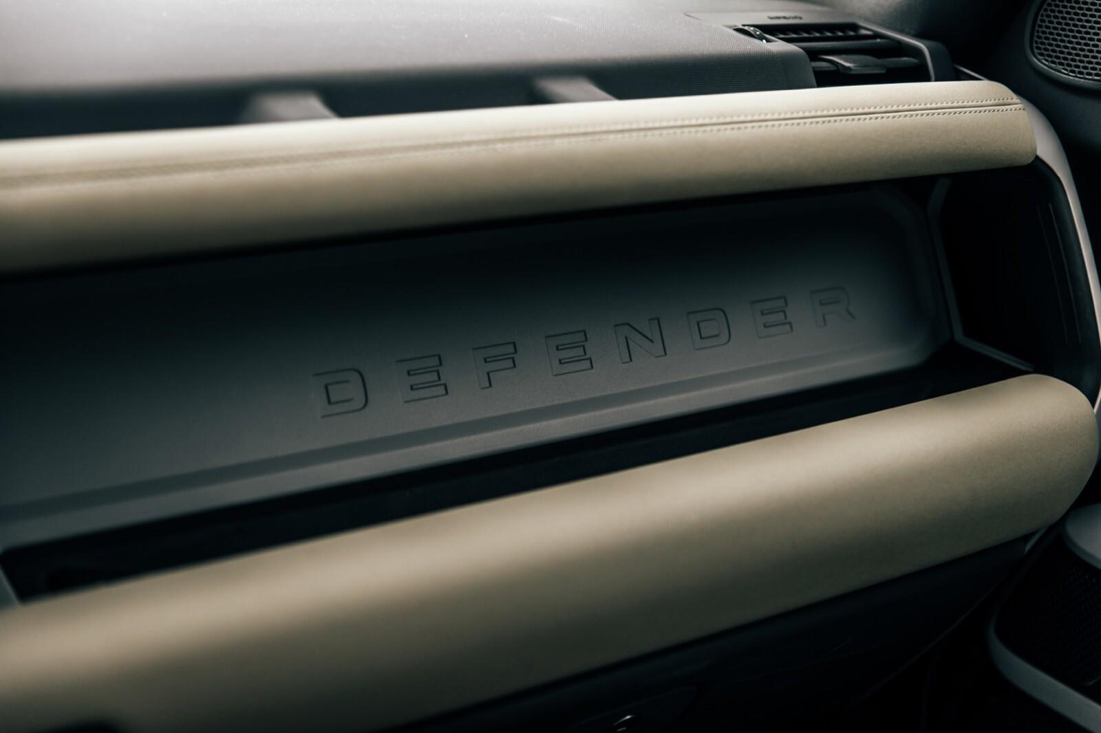 Foto de Land Rover Defender 110 (prueba) (11/41)