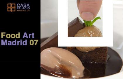 Food Art Madrid, dos conceptos fusionados, arte y gastronomía