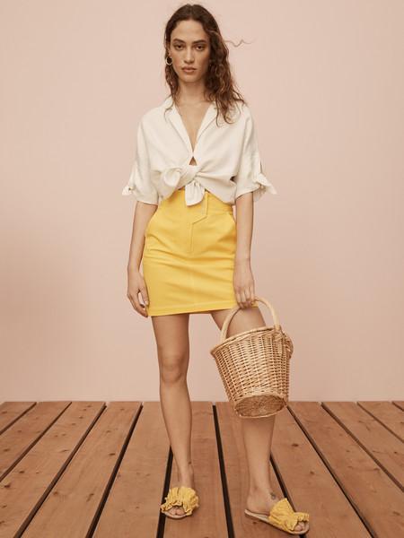Esta primavera queremos vestir de la mano de Mango y su colección 'The Selection'