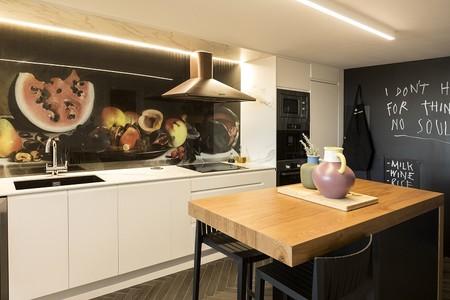 Lord Loft Interiorismo Tiovivo Proyecto Residencial Cocina 2
