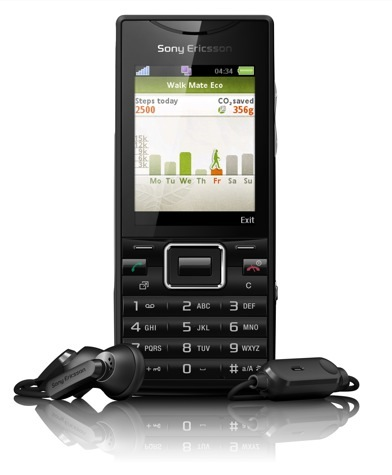 Sony Ericsson Elm también se pone verde