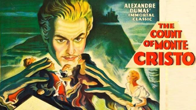 Cartel El Conde De Monte Cristo