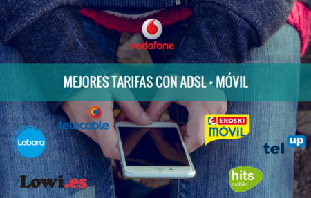 Convergentes Adsl Vodafone