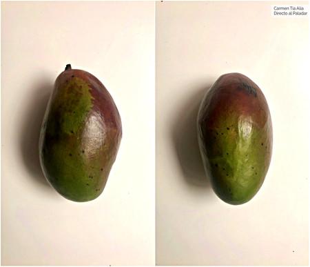 Cortar Y Pelar Mango 1