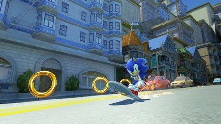 'Sonic Generations': nuevo vídeo con cinco jugosos minutos de gameplay