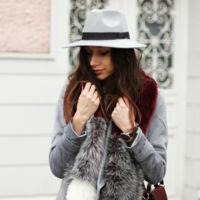 Las estolas de pelo son el nuevo accesorio de moda del invierno, ¿quieres evitar el frío?, házte con una