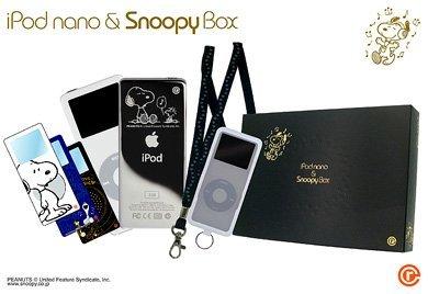 iPod nano Snoopy edición especial