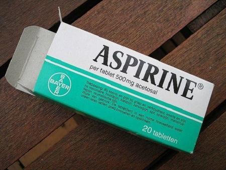 La aspirina no es tan buena como se pensaba