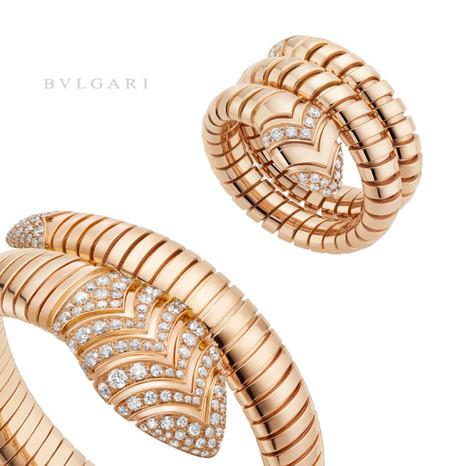 La nueva colección Serpenti de Bvlgari