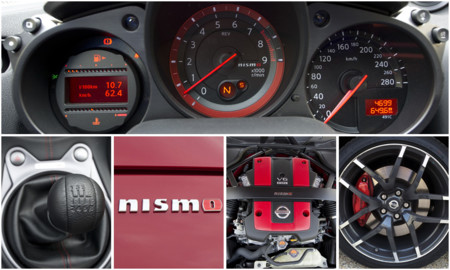Nissan 370Z NISMO prueba