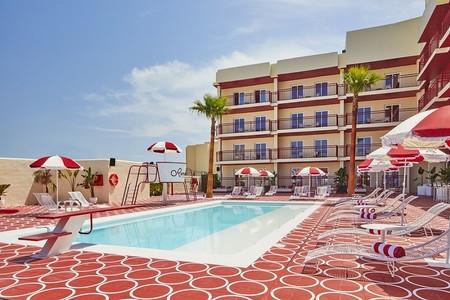 Hoteles de diseño Ibiza