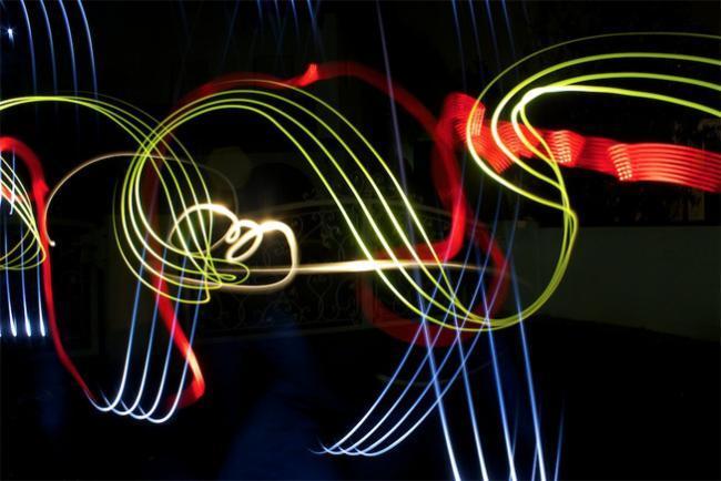 Tim Cooper nos propone varios consejos muy útiles para «pintar con luz» como expertos