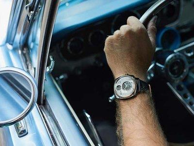 El próximo Ford Mustang que arruines podría convertirse en un reloj fino gracias a REC Watches