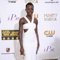 Lupita Nyongo Critics Choice Awards 2014