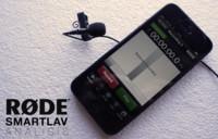 R0DE smartLav, micro de solapa compatible con el iPhone y iPad