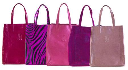 ¿Bolso de color? El Shopping Bag de Pretty Ballerinas viene cargadito