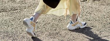 Louis Vuitton quiere arrebatarle el título a Balenciaga y compite con la firma por las sneakers de la temporada