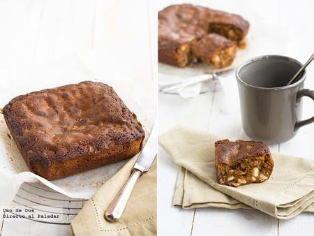 Receta de brownie dos chocolates, para darnos un capricho