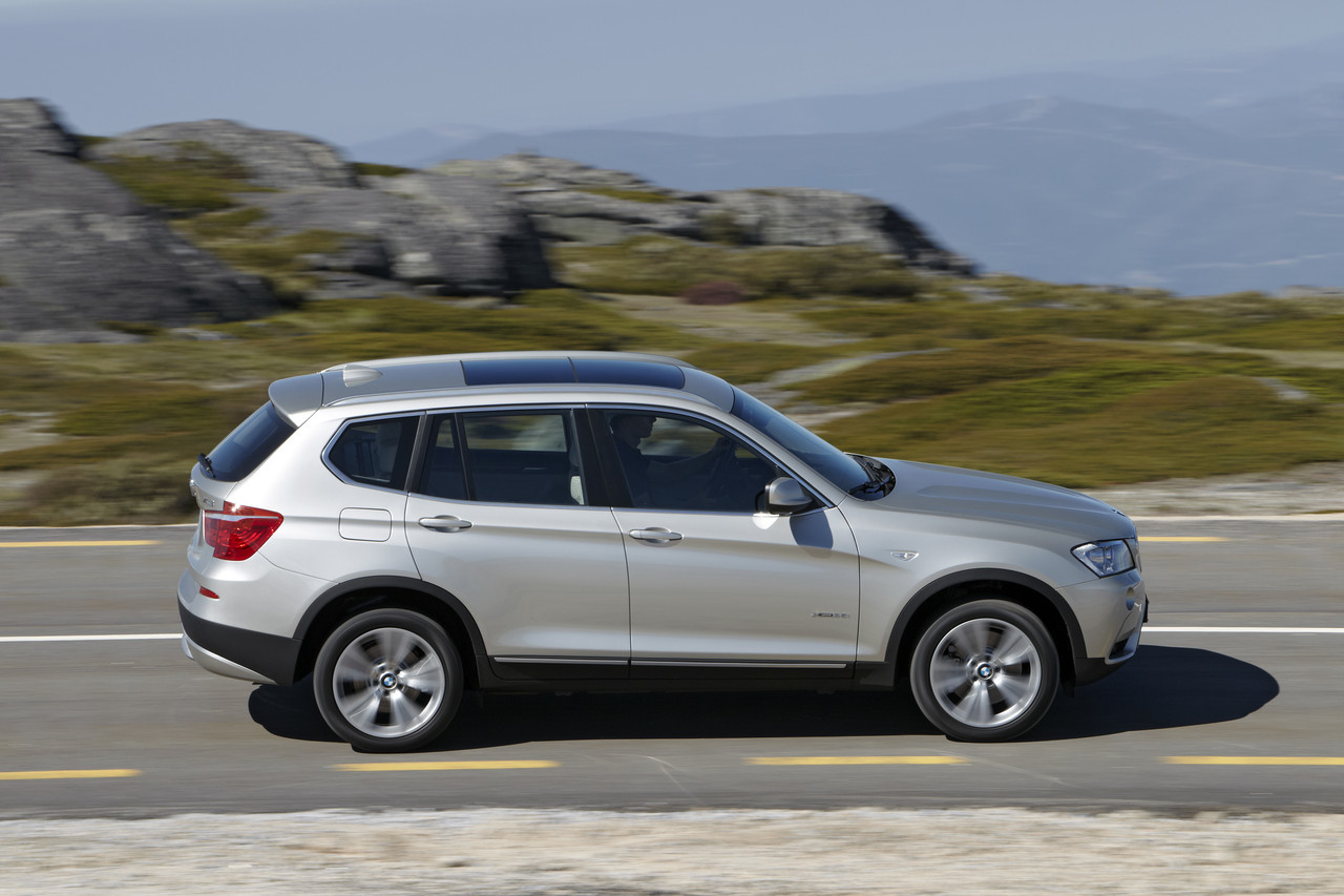 Foto de BMW X3 2011 (81/128)