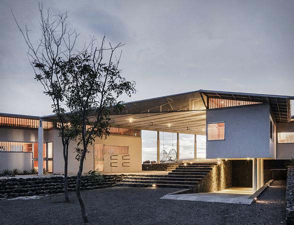 Casa Pajaro Plata 3
