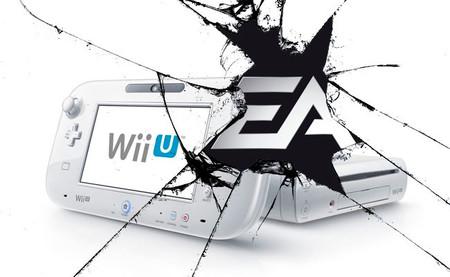 En EA no tienen juegos en desarrollo para Wii U