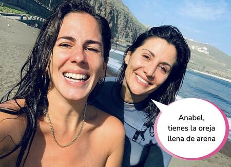 Este es el planazo que se han montado Anabel Pantoja y Nagore Robles tras reencontrarse en Gran Canaria