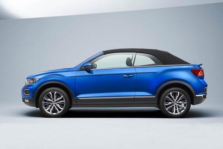 Volkswagen T Roc Cabrio 12