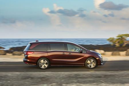 Honda Odyssey celebrará su cumpleaños 25 a lo grande