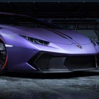 Vorsteiner decide modificar el Lamborghini Huracan