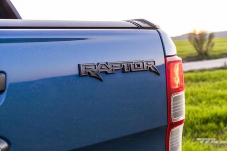 Ford Ranger Raptor 2020 Prueba 006