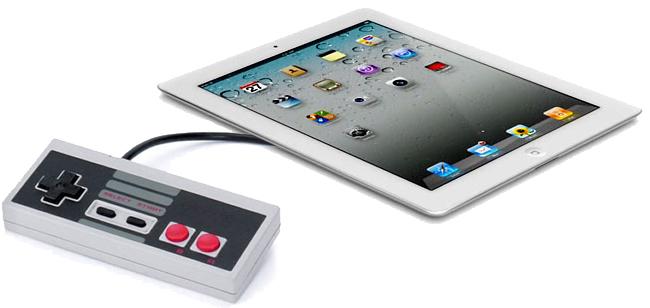 iPad consolas