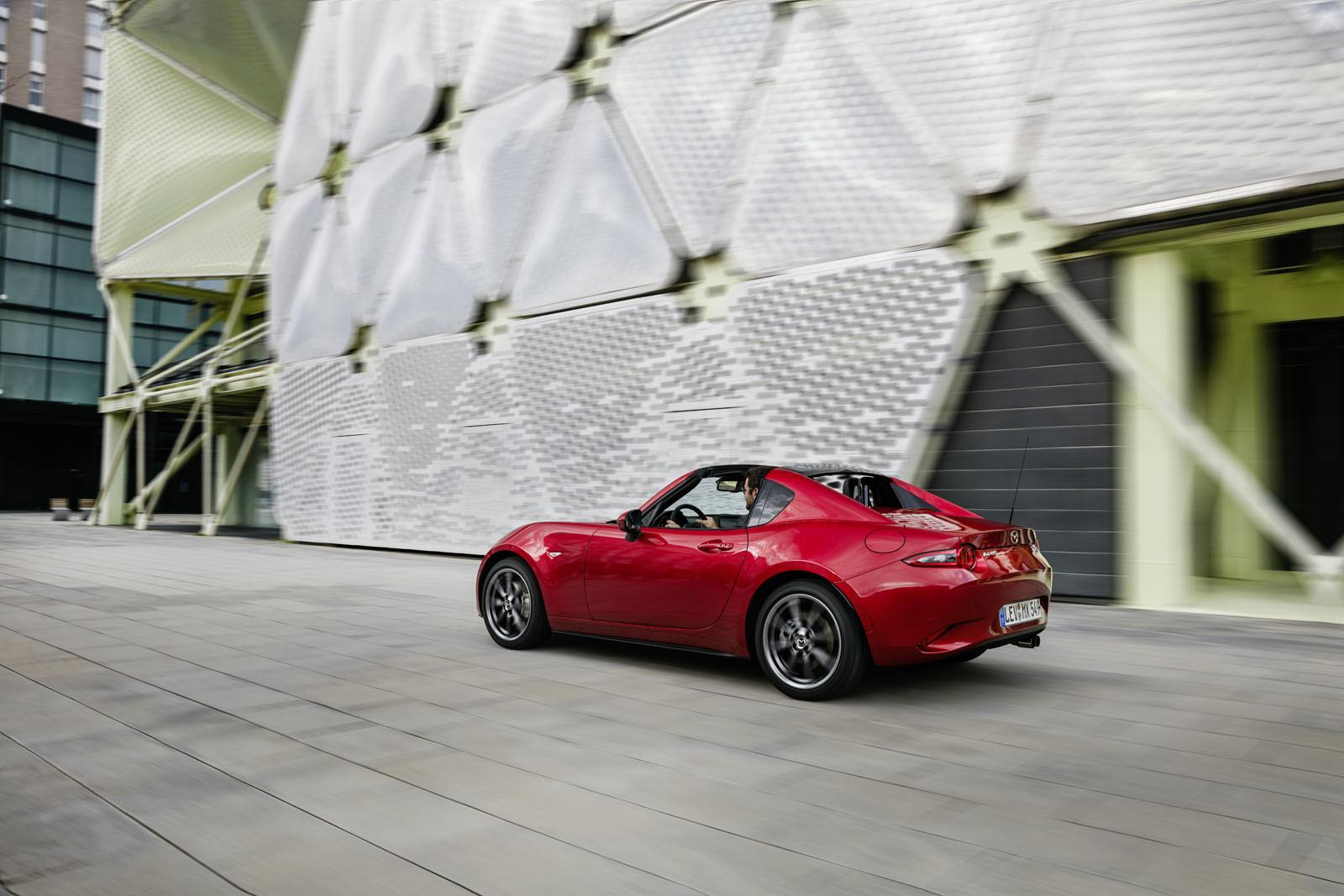 Foto de Mazda MX-5 RF (toma de contacto) (22/31)