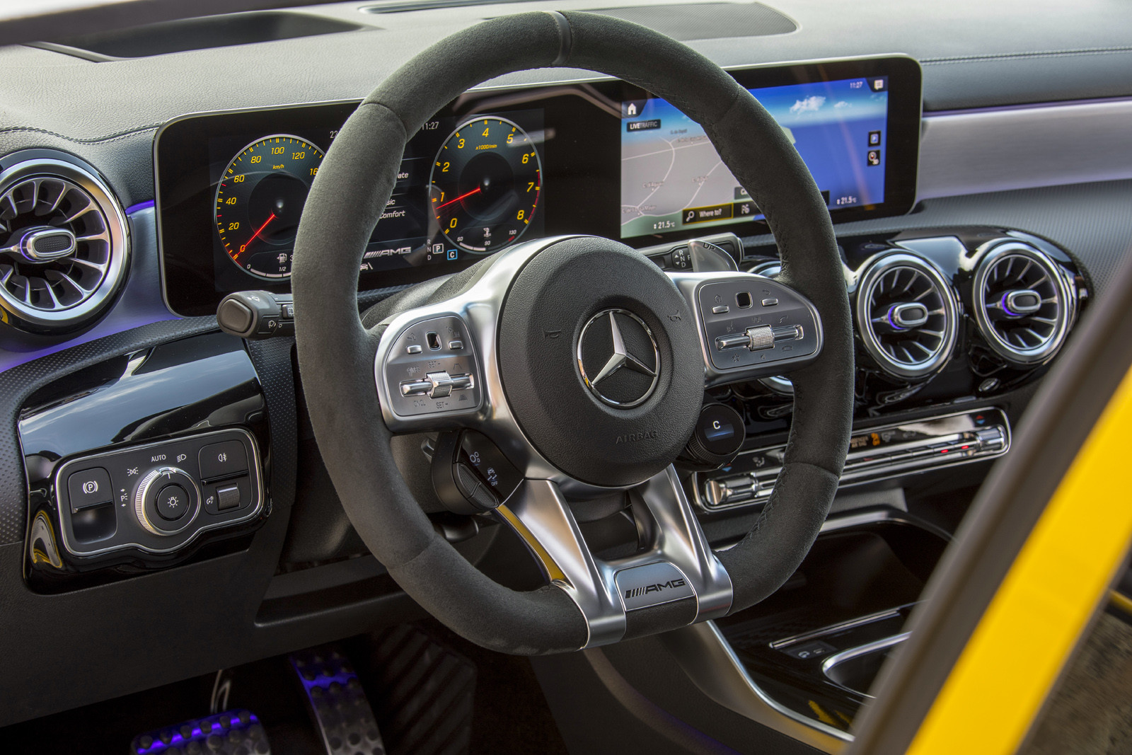 Foto de Mercedes-AMG A35 (presentación) (47/122)