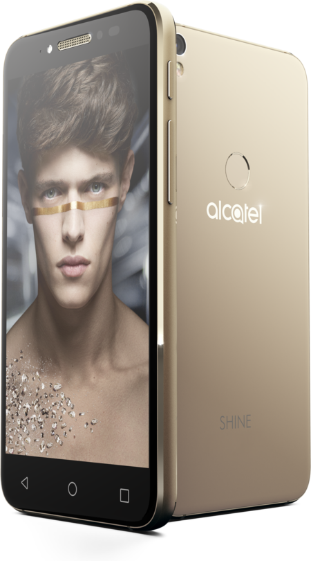 Alcatel Shine Lite Gold Pos Kv 03 Man