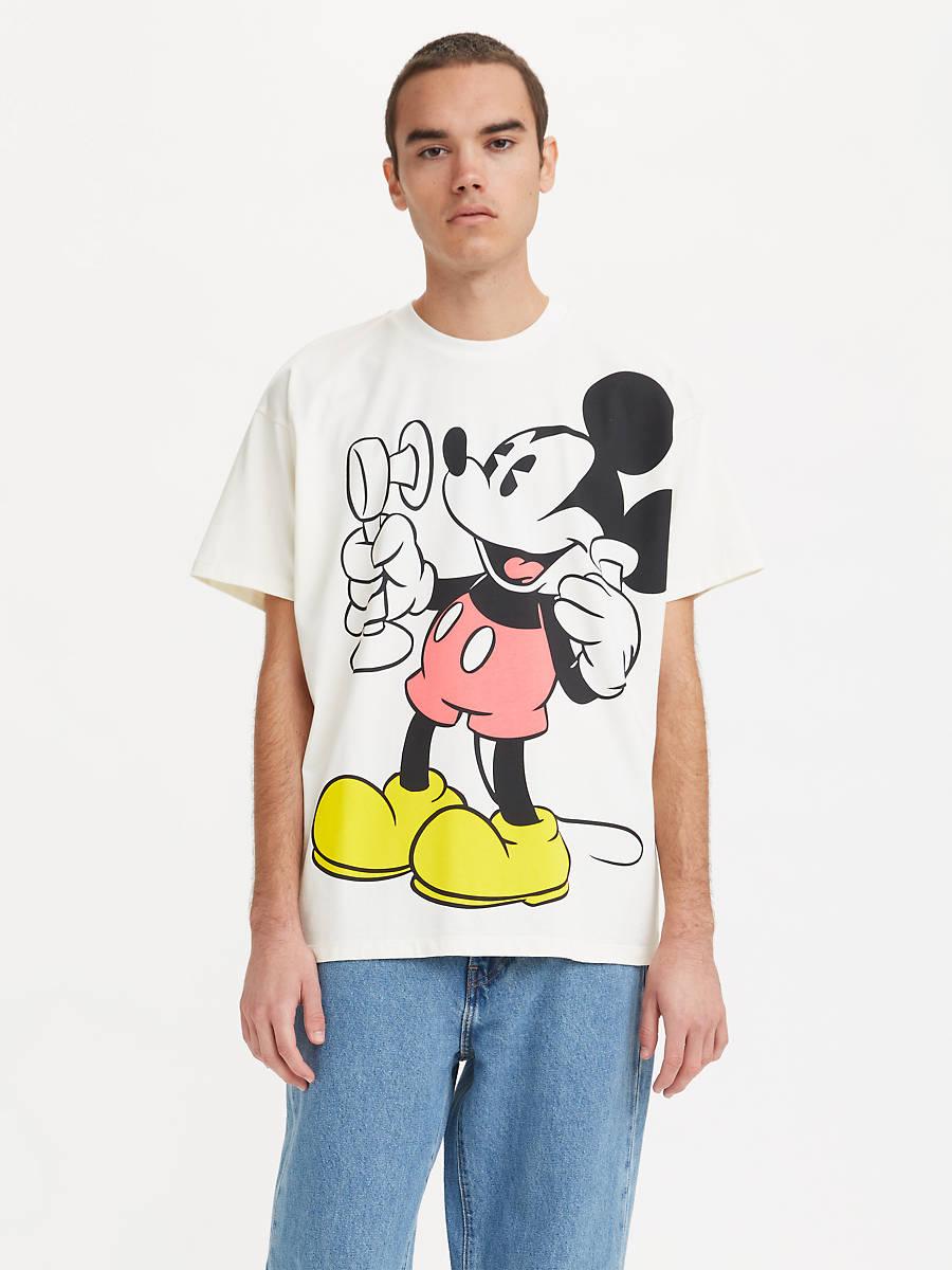 Levi's x Disney Unisex Mickey Tee