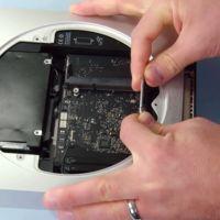 Kit para instalar una segunda unidad de almacenamiento al Mac Mini de 2011 de OWC