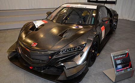 Honda NSX-GT Super GT 2014
