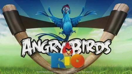 Angry Birds Rio llega a Windows Phone 7 y 8