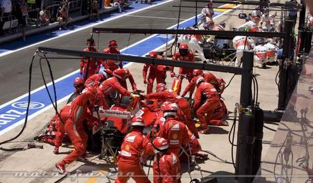 GP de Europa de F1 en Valencia