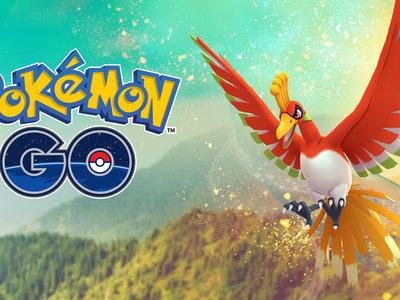 Ho-Oh llegó a Pokémon GO. ¡Tienes dos semanas para atraparlo!