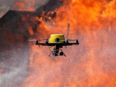 Drones, robots y satélites contra el fuego: las nuevas tecnologías van a por los incendios forestales