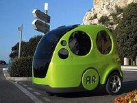 AirPod: el coche que funciona con aire comprimido