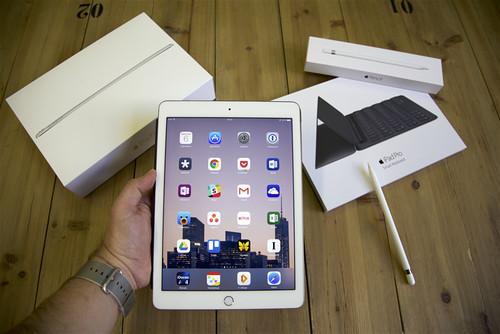 iPad Pro 9.7, análisis:  la mejor pantalla de un iPad ahora es manejable