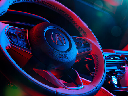 Acura MDX Prototype nos deja ver su nuevo interior con mayor lujo y tecnología
